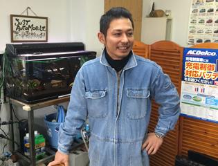 代表取締役 樋口 駒朗