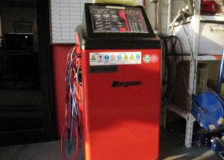 エアコンクリーニングシステムの写真